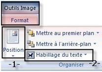 Outils Image_format_position_habillage du texte